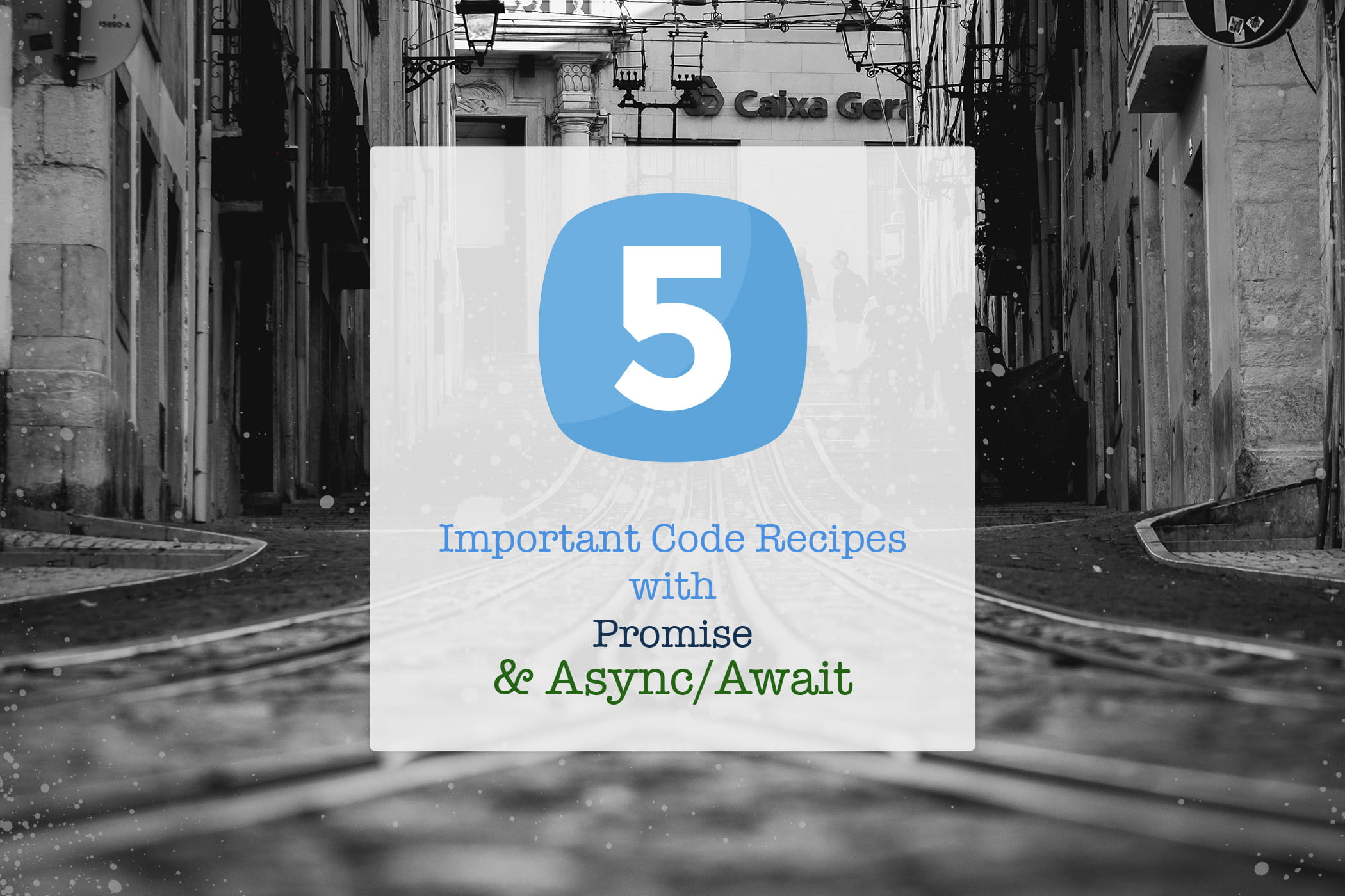5 most important Code Recipes for Asynchronous Code Execution 💡